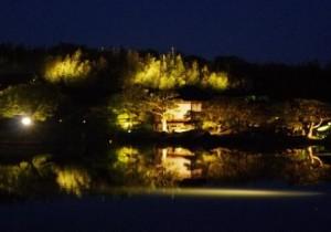 3.沢の池