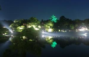 8月幻想庭園2015