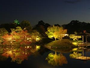 秋の幻想庭園