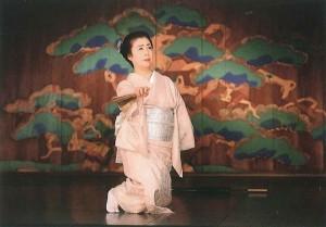 紀蝶会 日本舞踊(ムーンライトステージ)
