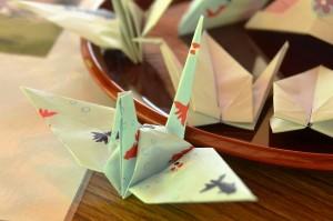 和文化体験「折り紙」