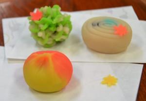 創作和菓子 アレンジ体験