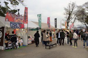 旬彩市場は会期中連日開催!