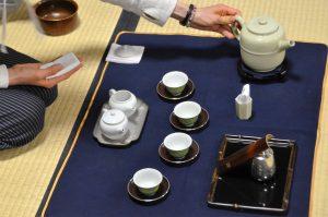 和文化体験「煎茶」